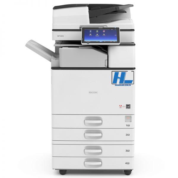 may-photocopy-ricoh-aficio-mp-6055SP